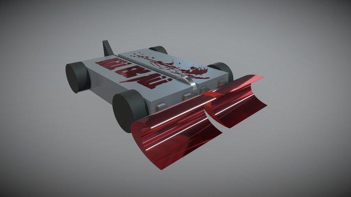 KILL EM ALL Rev C 3D Model