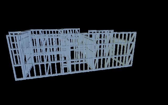 FRAMING 3D Model