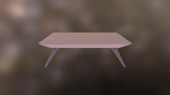 mesa 3D Model
