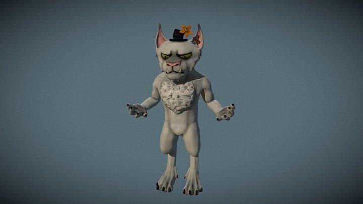 Wallace 3D Model
