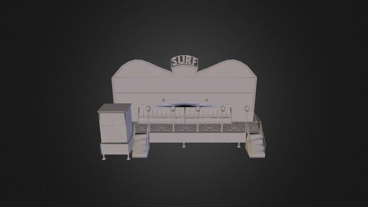 TPS - Surf 3D Model