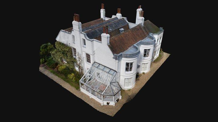 West Lodge 3D Model