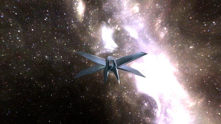 Skepp 3D Model