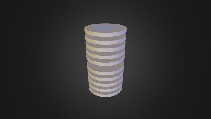 Untitled Cell 3D Model