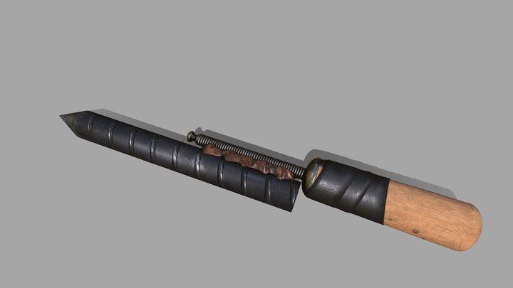 Stabber 3D Model
