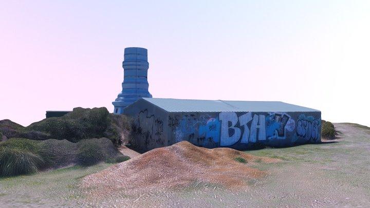 Nth Bondi Golf Club Tower 3D Model