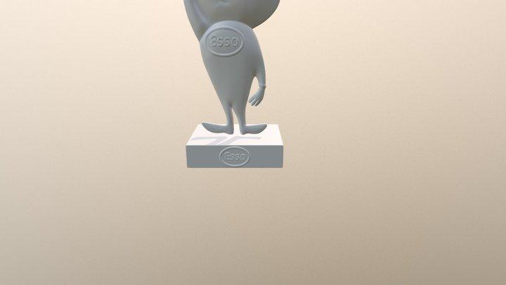 Trofeo Esso Historical 3D Model