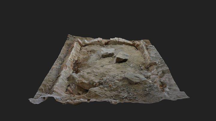 Munka-Ljungby church 3D Model
