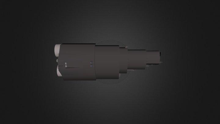 UNSC Pillar of Autumn 3D Model