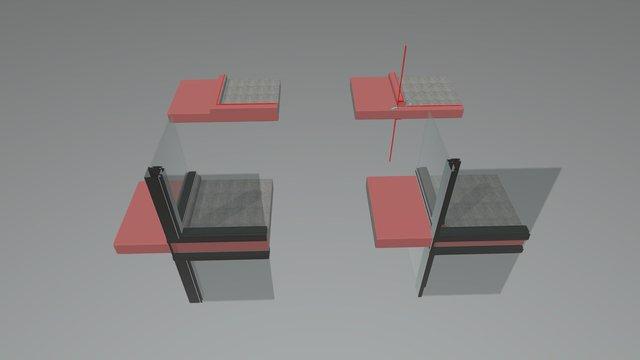 Balcony Options 2 3D Model