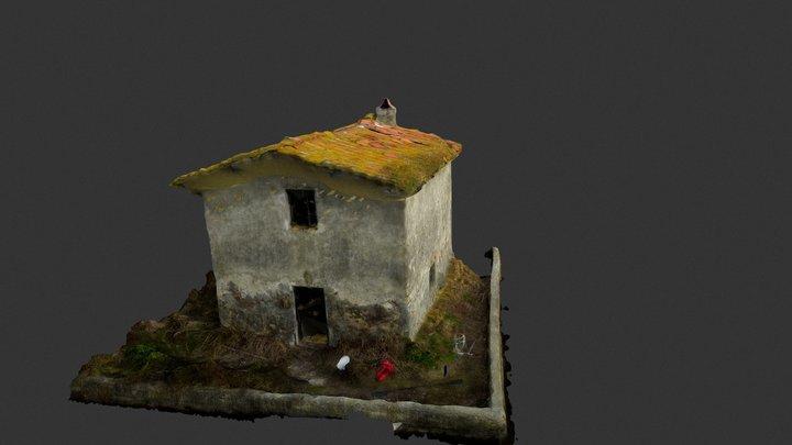 Casa al Lago 3D Model