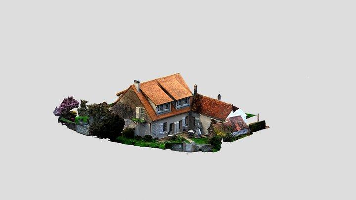 Rose& Serge House 3D Model
