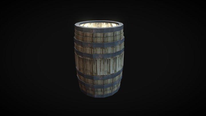 Disneyland Barrel