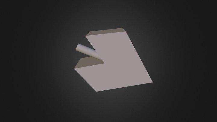 מחבר 1 3D Model