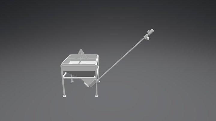 unloader_bigbag 3D Model