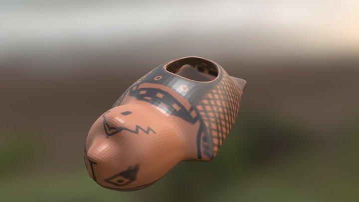 Ceramica Diaguita, Chile 3D Model