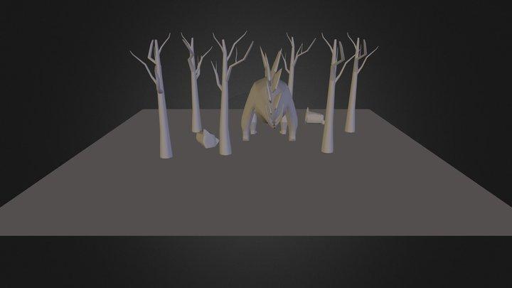 Steg Project 3D Model