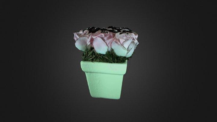 Flowers - mesh 3D Model