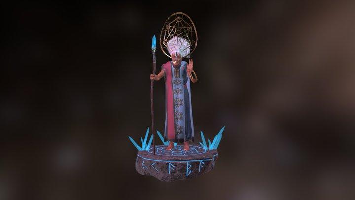 FMP - Elder / Merkaba Um 3D Model