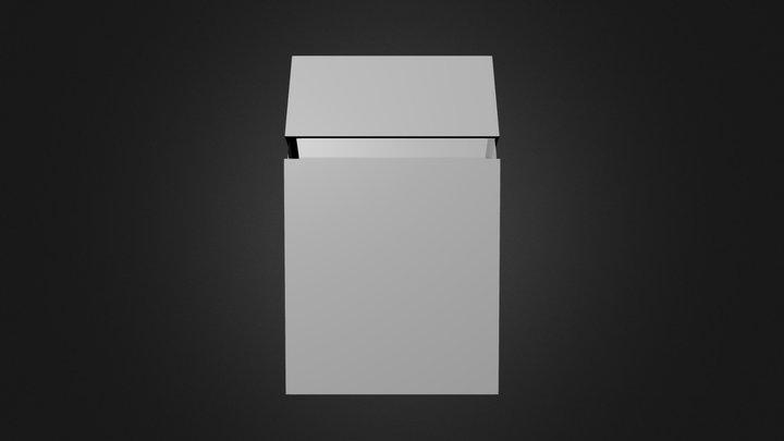 Bannion Cigarettes 3D Model