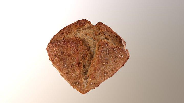 multigrain bread (3D-Scan) 3D Model