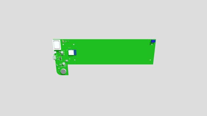 EG PCB 3D Model