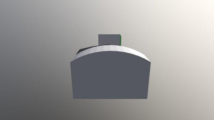 Ufa Skalodrom1 3D Model