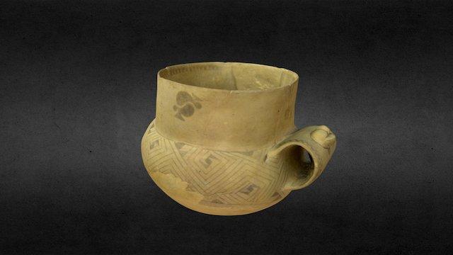 Vaso neolitico 3D Model