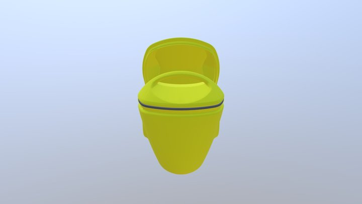 Turbo Filler with 2 takes 3D Model