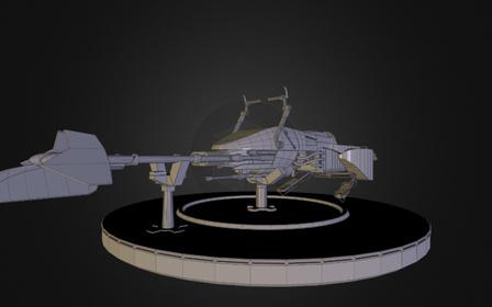 Speeder modeling 3D Model