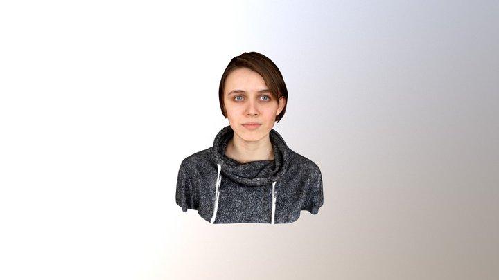 Alina Borysova 3D Model