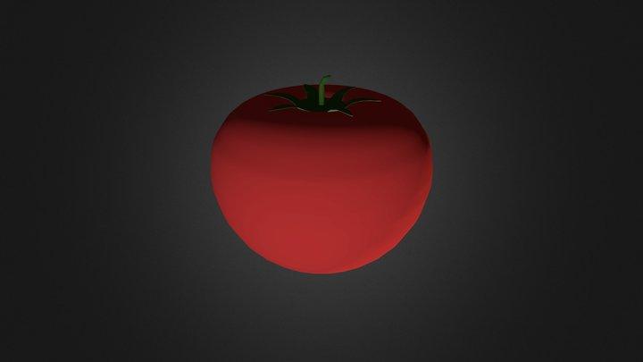 tomato.blend 3D Model