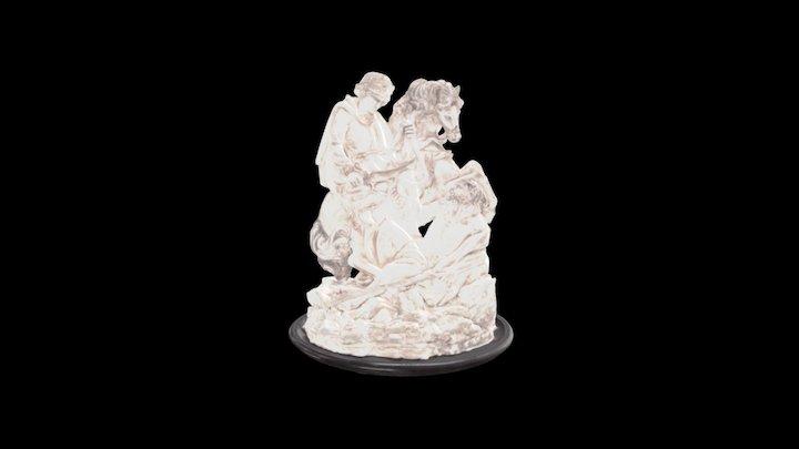 De Heilige Martinus 2 3D Model