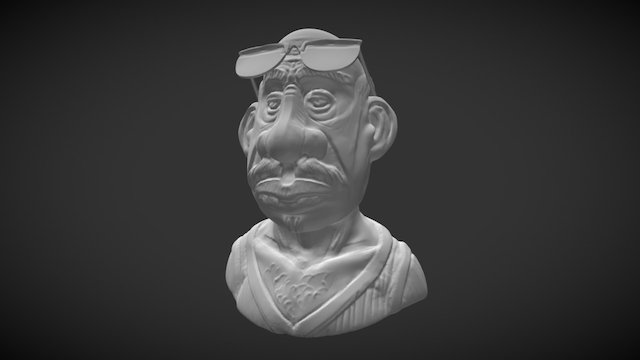 Fun with ZBrush 3D Model