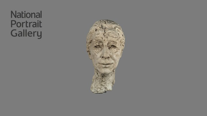 NPG 6604 -  Dorothy Stuart Russell 3D Model