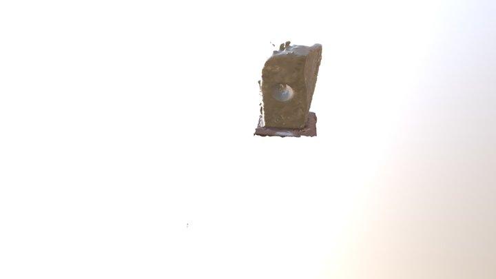 Minoan Head, Hepworth 3D Model