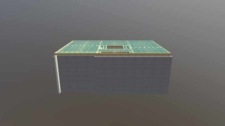 P10752H Posi Joist 1st Floor Plot 8 3D Model