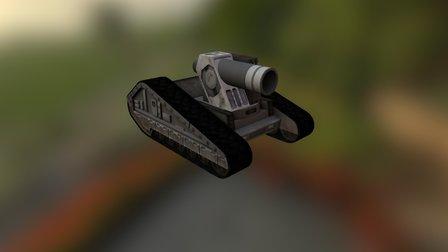 Battletanx Goliath 3D Model