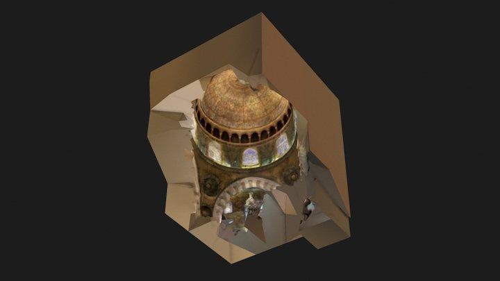 Al-Aqsa Mosque / Dome 3D Model