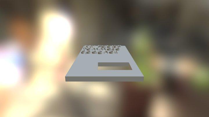 Topbox 3D Model