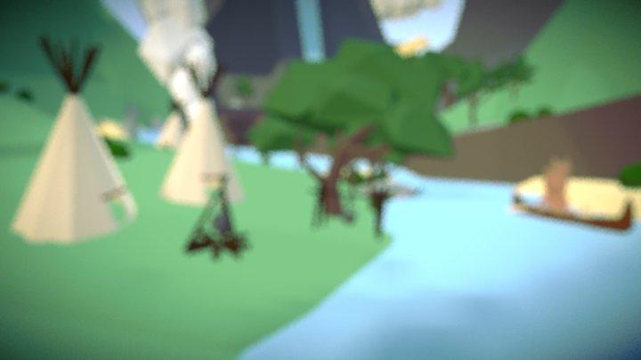 Diorama_Test_2 3D Model