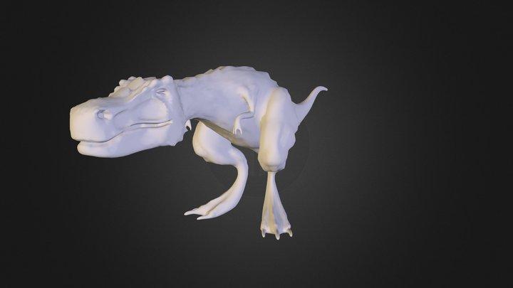shit test_1 3D Model