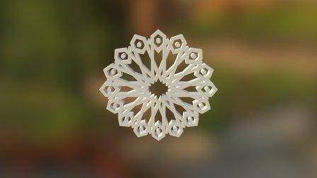 Decoration plaster 3D Model