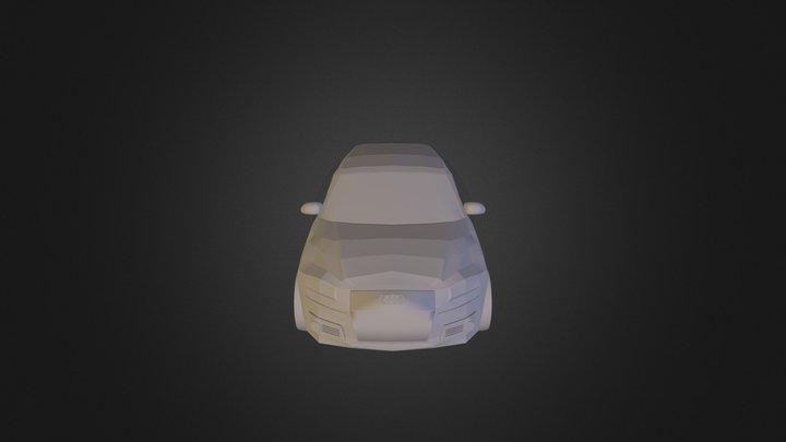 AudiA3 3D Model