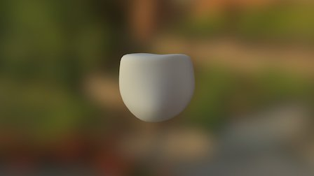 Patela 3D Model