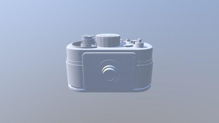 Camera *(spy) 3D Model