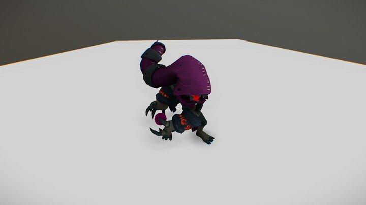 Ezmo 3D Model