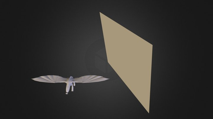nightfury 3D Model
