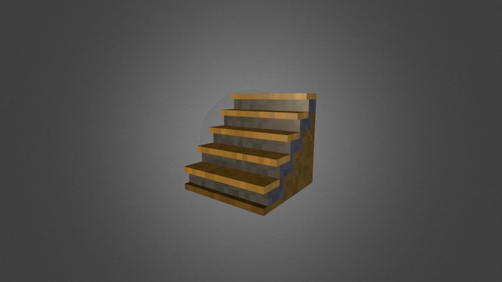 Sexy Stairs 3D Model