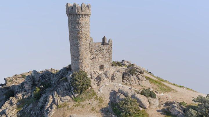 Atalaya de Torrelodones -Torrelodones watchtower 3D Model